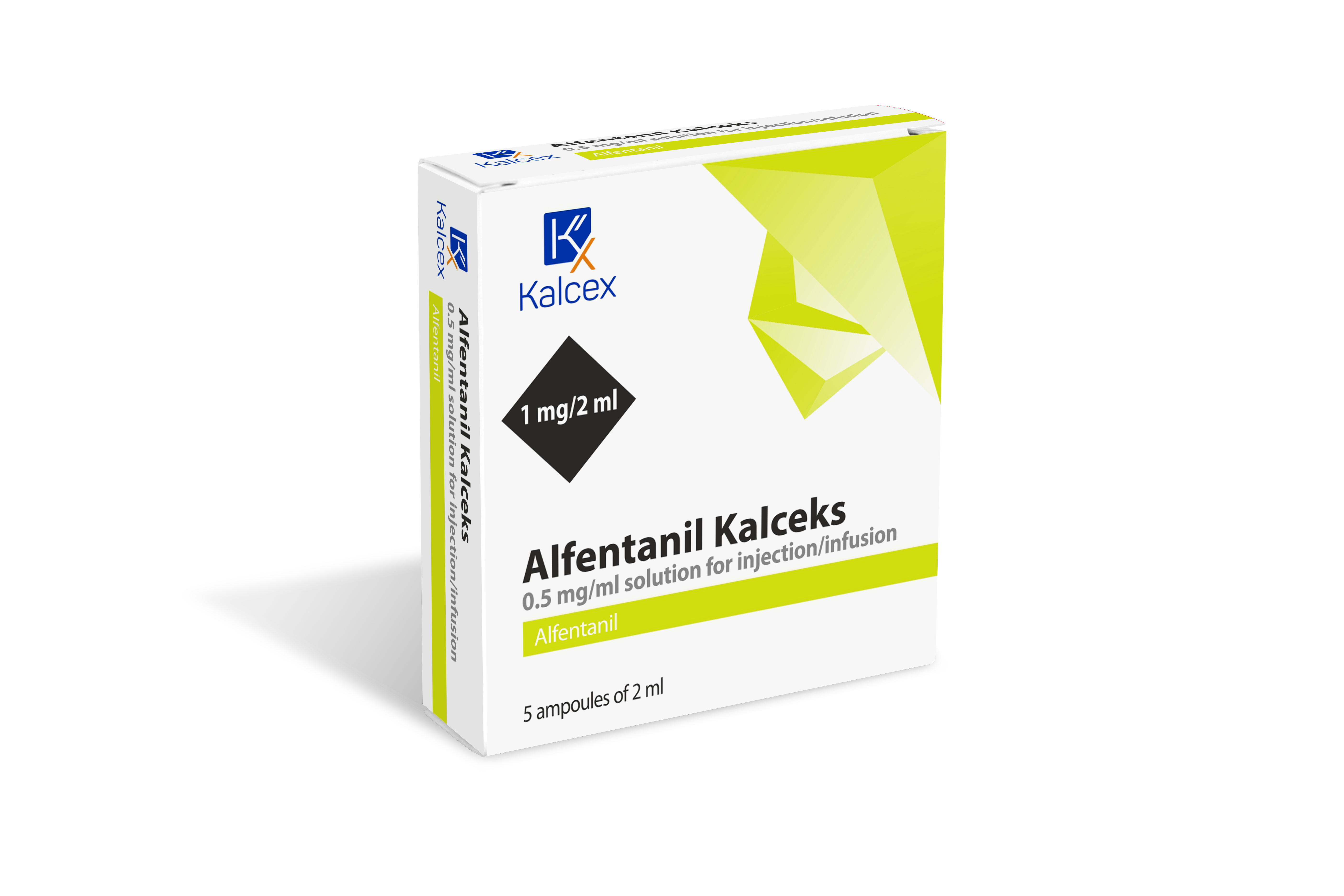 Alfentanil injectable