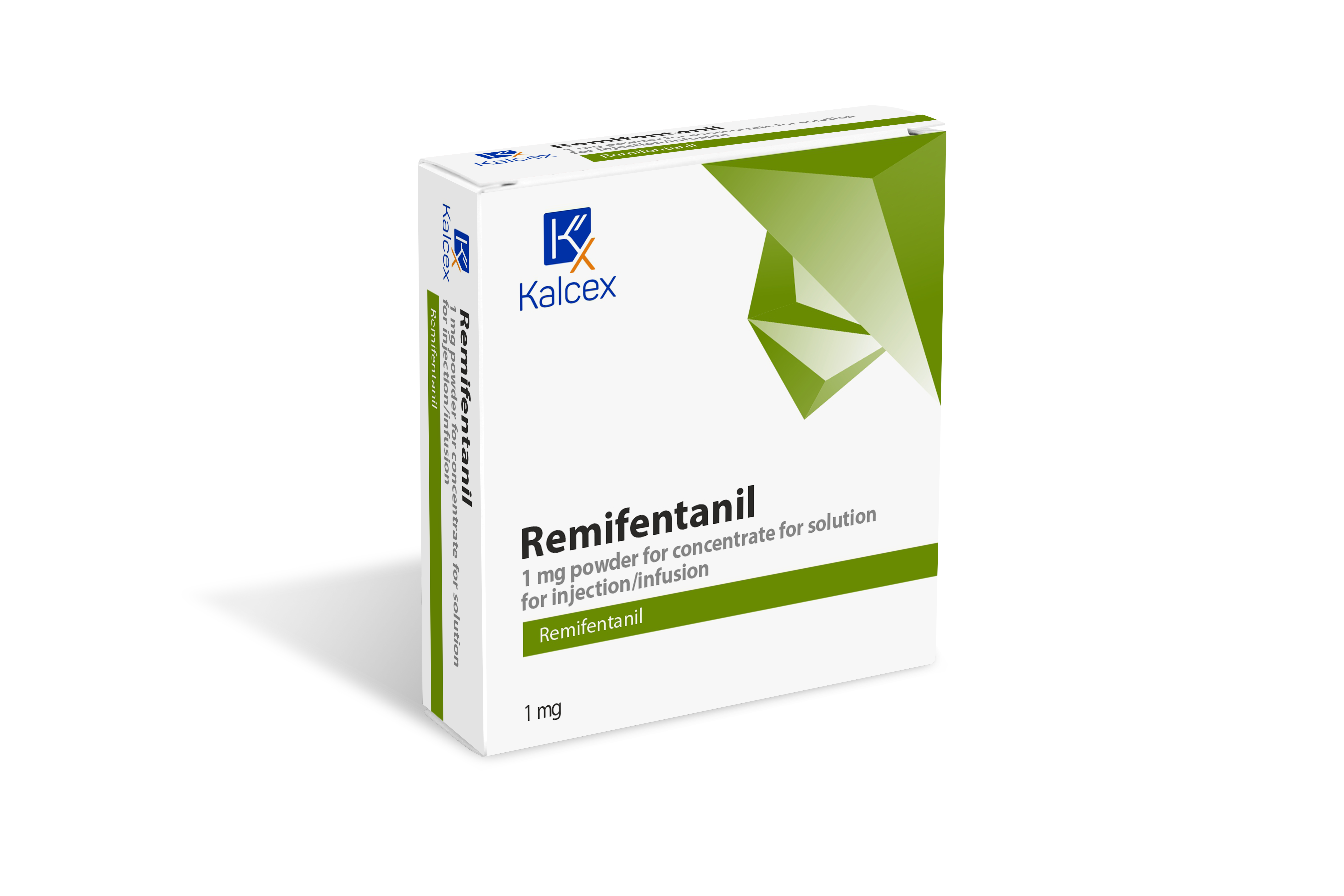 Remifentanil powder for concentrate for solution for injection/infusion*