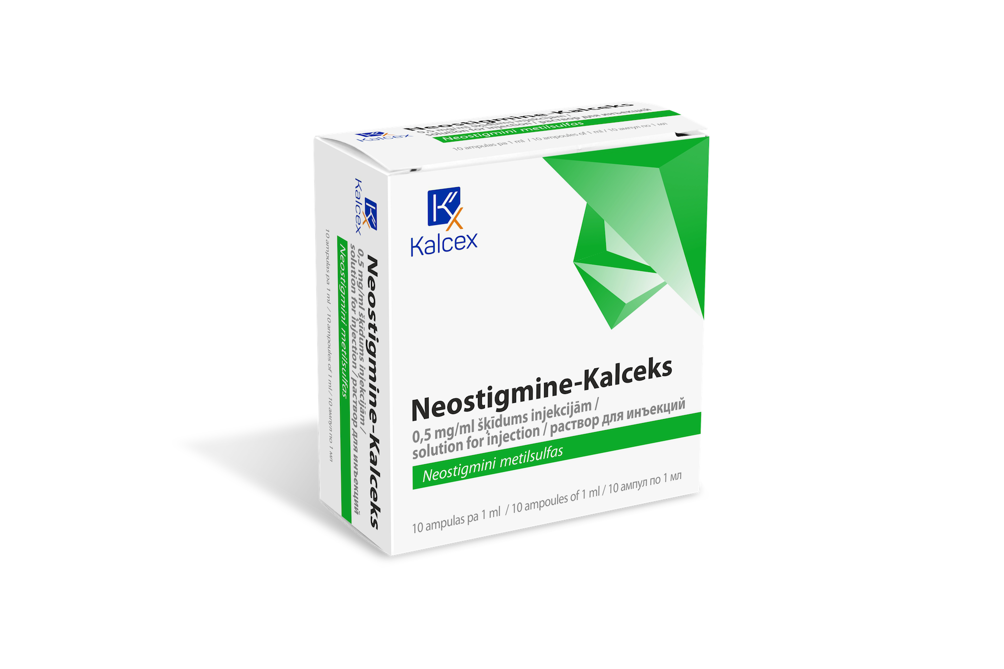 Neostigmine metilsulfate injection