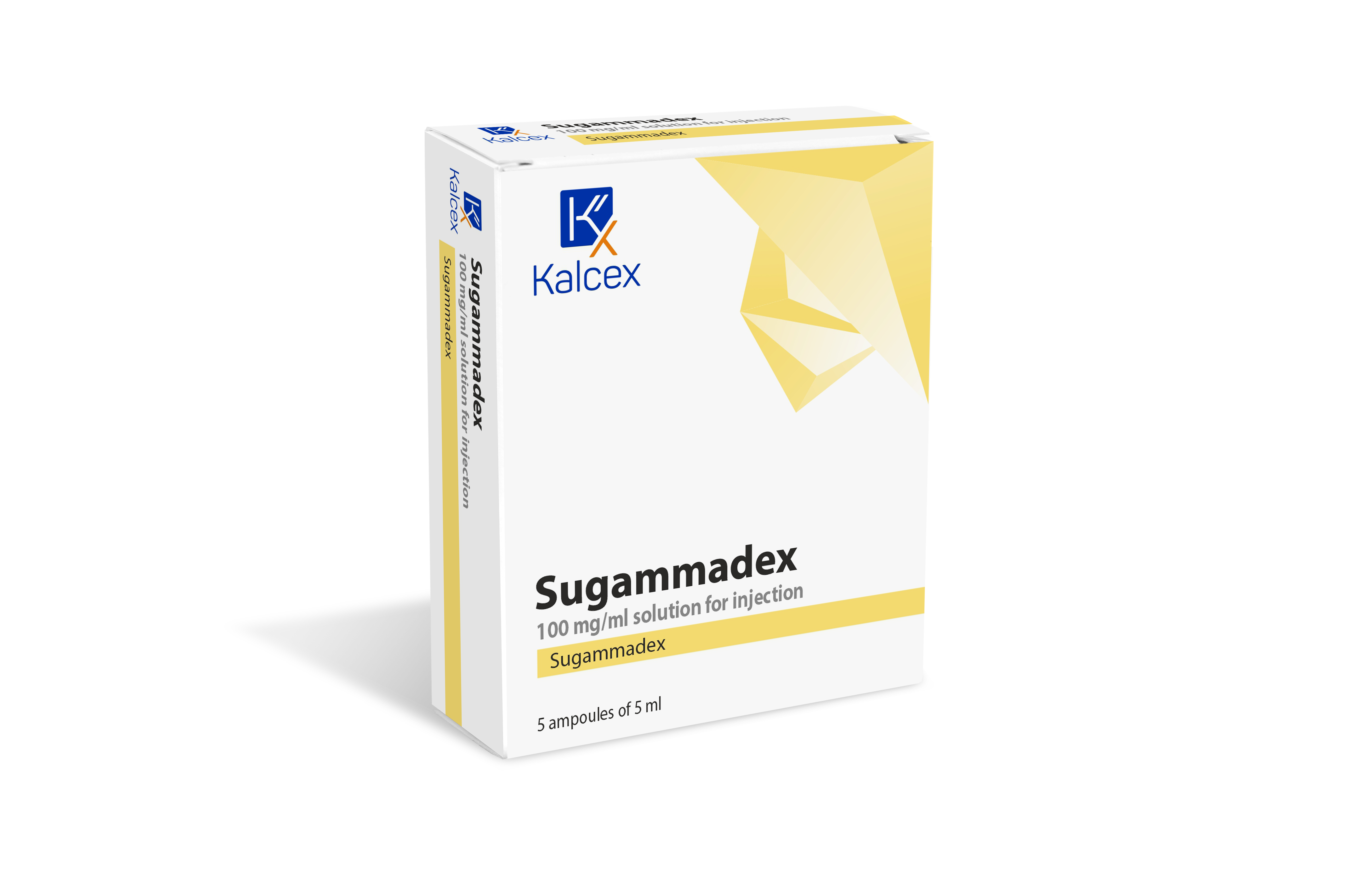 Sugammadex injection*