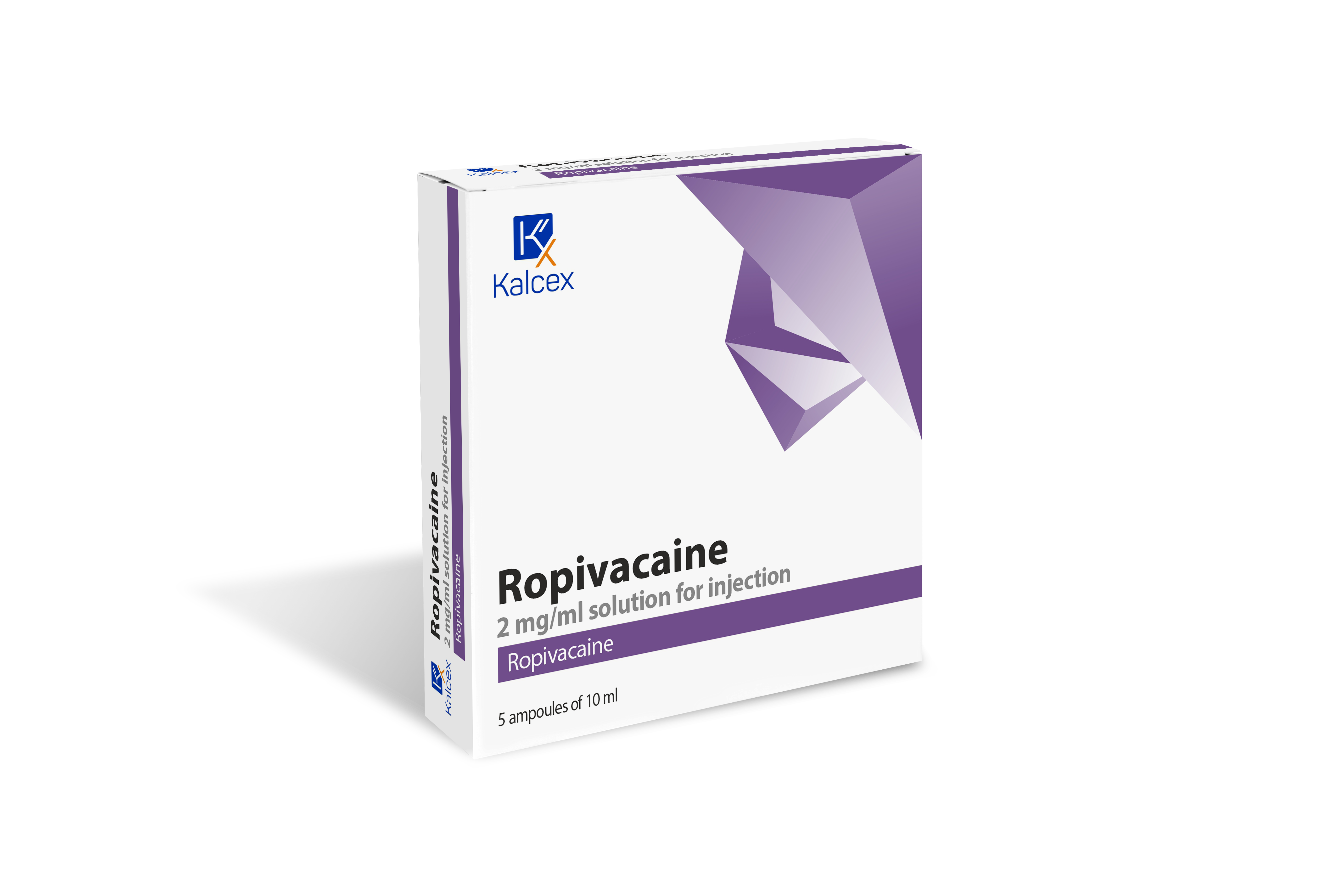 Ropivacaine hydrochloride  injection*