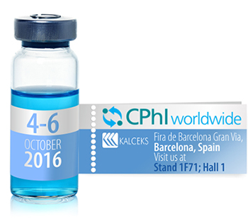 """Kalceks"" will participate in the international exhibition ""CPhI Worldwide 2016"" in Barcelona"