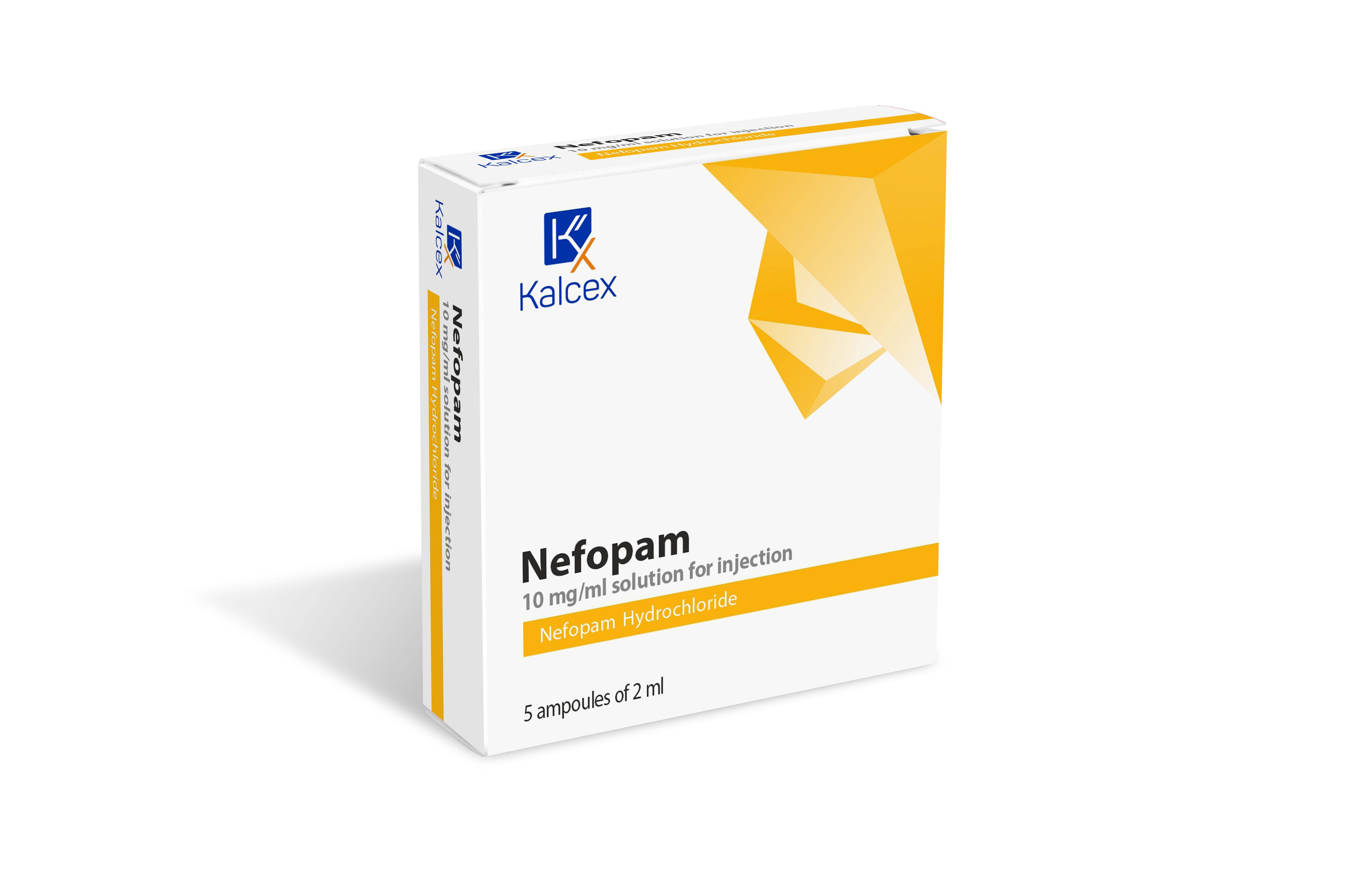 Nefopam hydrochloride  injection*